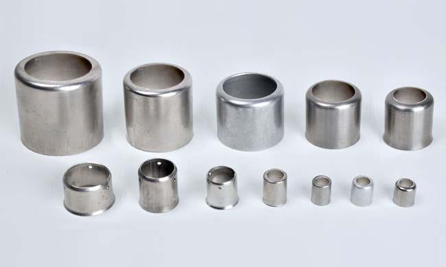 Casquillos metalicos Dismol Masquefa