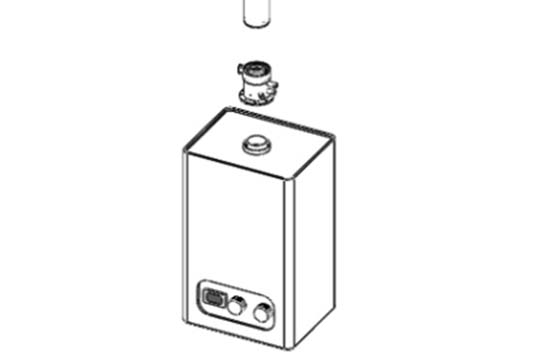 Condensación Coaxial