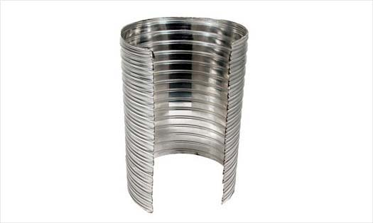 Aluminio flexible